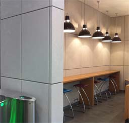 Finished projects: Unilever, UK - Koncrete