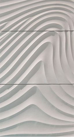 Products: 3-Dimensional Wall Panels