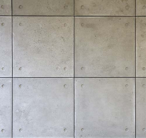 Concrete Effect Panels: Tower House, UK (1)